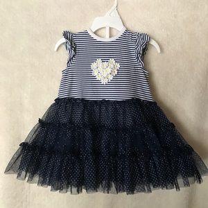Little Me Onesie TuTu Dress